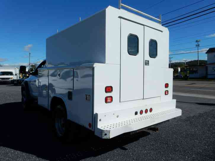 Reading Utility Body >> Dodge RAM 4500 HEAVY DUTY (2010) : Utility / Service Trucks
