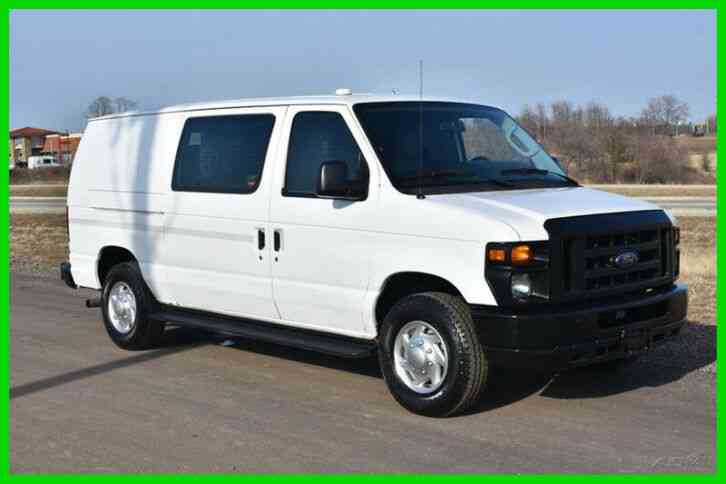 Cargo Van For Sale By Owner >> Ford E 250 2010 Utility Service Trucks