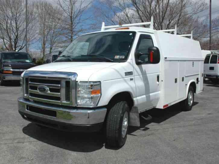 ford kuv service van 68k 2010 utility service trucks. Black Bedroom Furniture Sets. Home Design Ideas