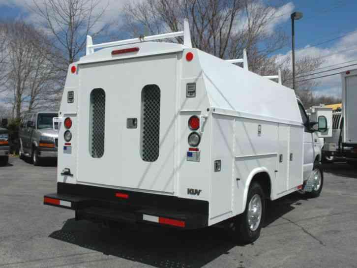 Ford Kuv Service Van 68k 2010 Utility Service Trucks