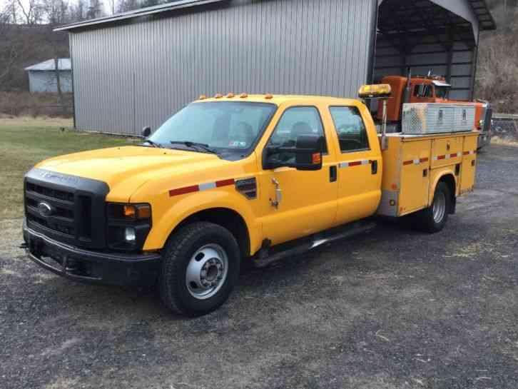 Ford E350 2011 Utility Service Trucks
