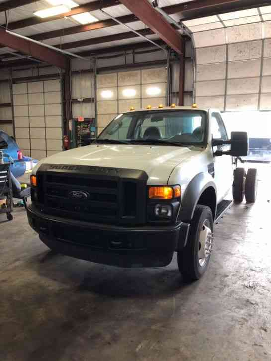 Ford F-450 Super Duty (2010)