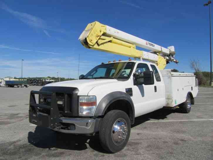 Ford F-550 4x4 (2010)