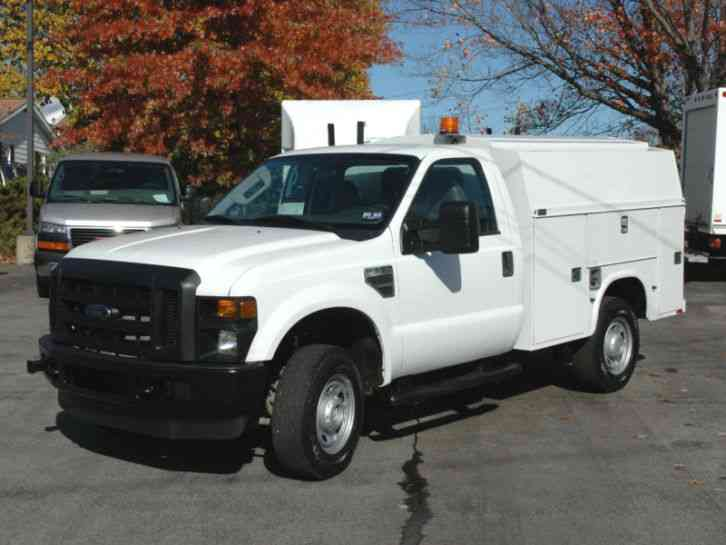 Ford F350    Kuv    Utility    4wd  2010    Utility    Service