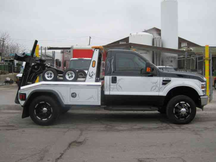 ford f350 tow truck autos post. Black Bedroom Furniture Sets. Home Design Ideas
