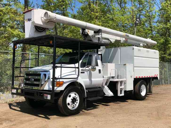 Ford F750 -- (2010)