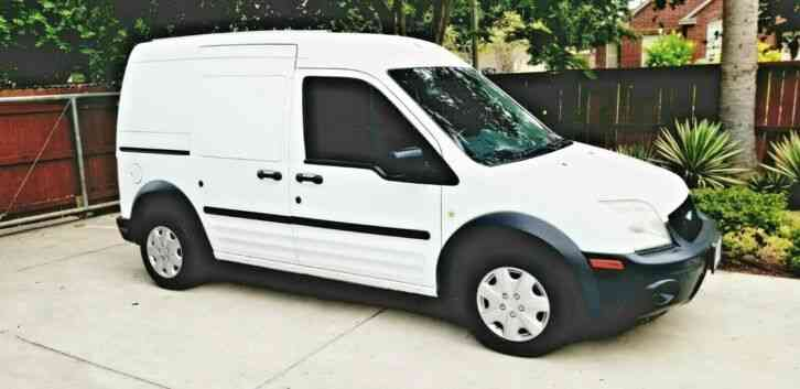 Ford TRANSIT CONNECT (2010)