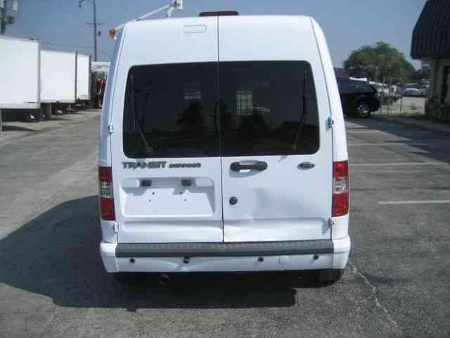 Ford Transit Connect Xlt 2010 Light Duty Trucks