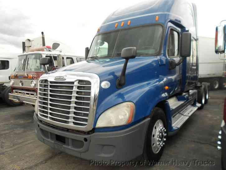 Freightliner Cascadia 10 Speed Transmission (2010)