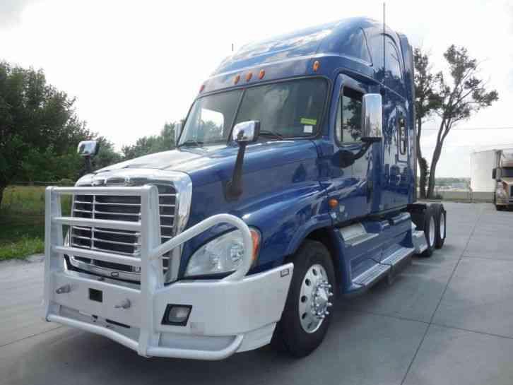 Heavy Truck Pto : Apsco sleeper semi trucks