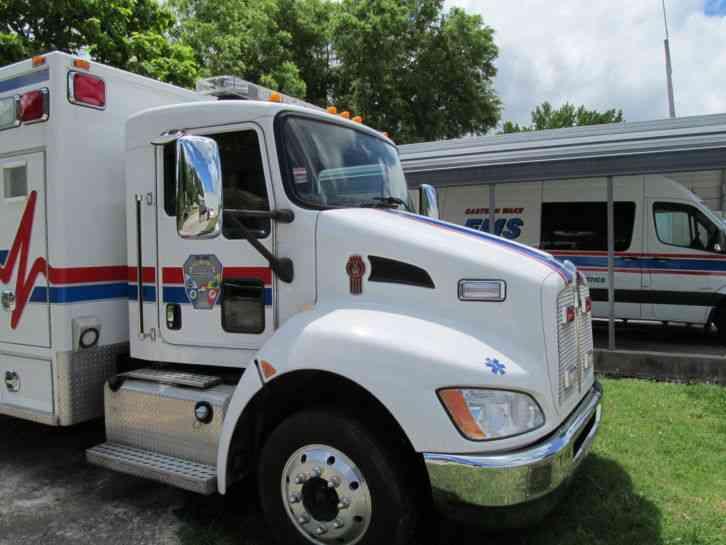 Kenworth 2010 Emergency Amp Fire Trucks