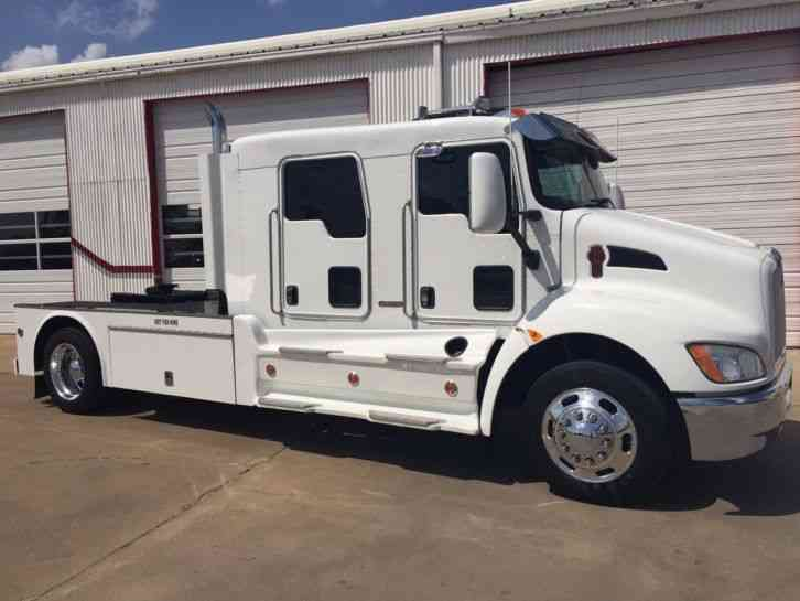 Kenworth T270 (2010) : Medium Trucks