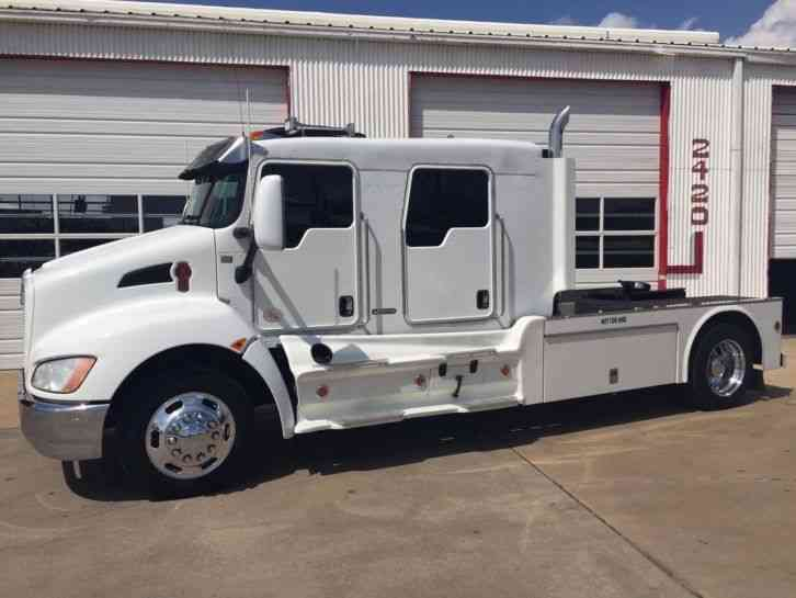 Axle Dump Exhaust >> Kenworth T270 (2010) : Medium Trucks