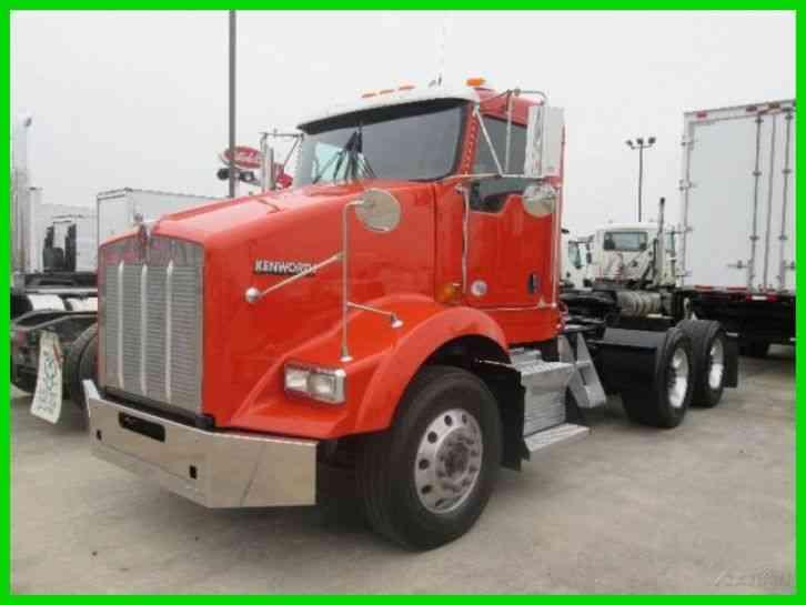 Semi Truck Weight : Peterbilt  daycab semi trucks