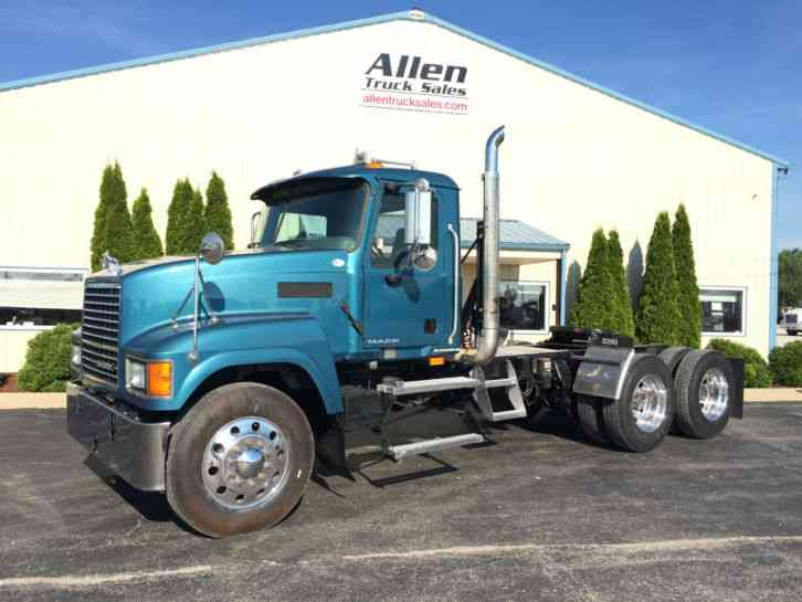 Semi Trucks For Sale: Mack Semi Trucks For Sale