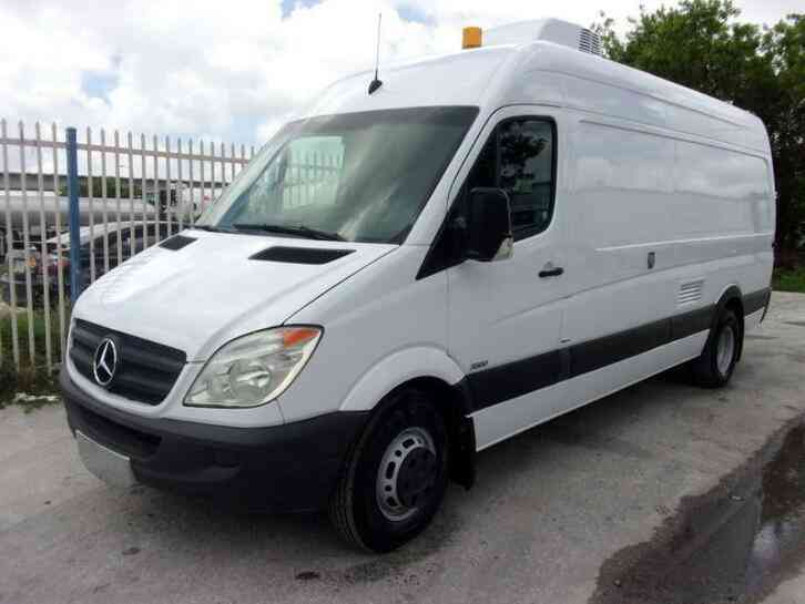 Mercedes-Benz Sprinter 3500 (2010)