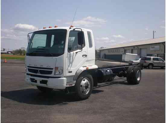 Mitsubishi fk260 2010 medium trucks for Miranda motors used trucks