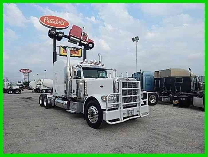 peterbilt 389 2010 sleeper semi trucks. Black Bedroom Furniture Sets. Home Design Ideas