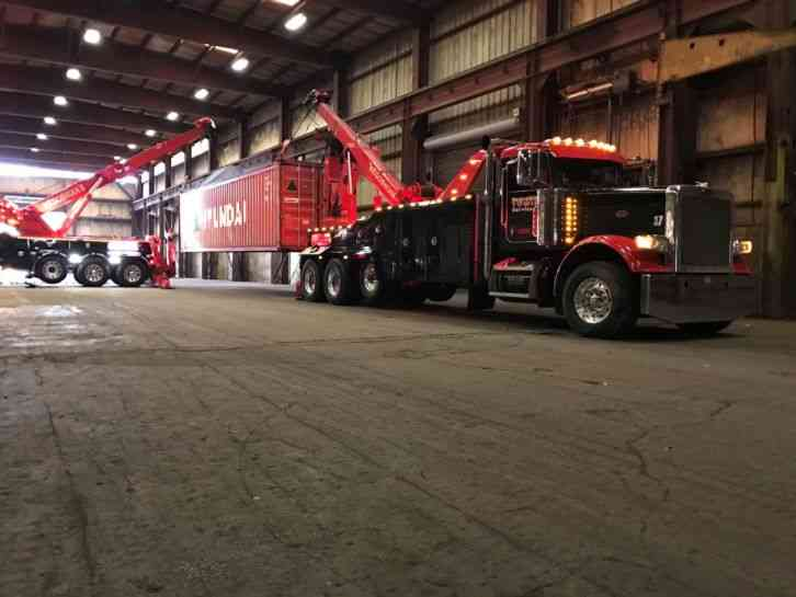 Peterbilt 2010 Wreckers