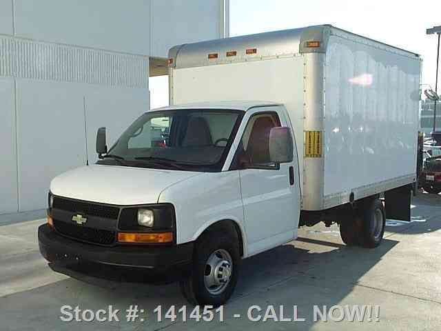 Chevrolet Express 3500 CARGO BOX VAN TOMMY GATE (2011) & Chevrolet Express 3500 CARGO BOX VAN TOMMY GATE (2011) : Van / Box ... Aboutintivar.Com