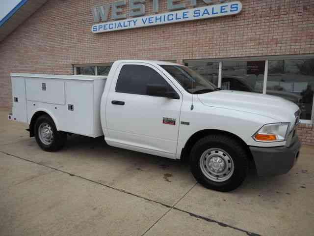 Dodge Service Truck (2011) : Utility / Service Trucks