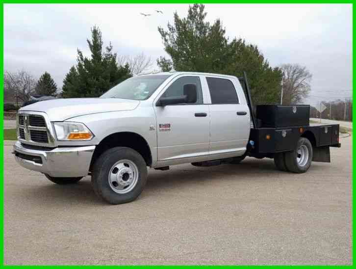 dodge ram 3500 hd 2011 medium trucks. Black Bedroom Furniture Sets. Home Design Ideas
