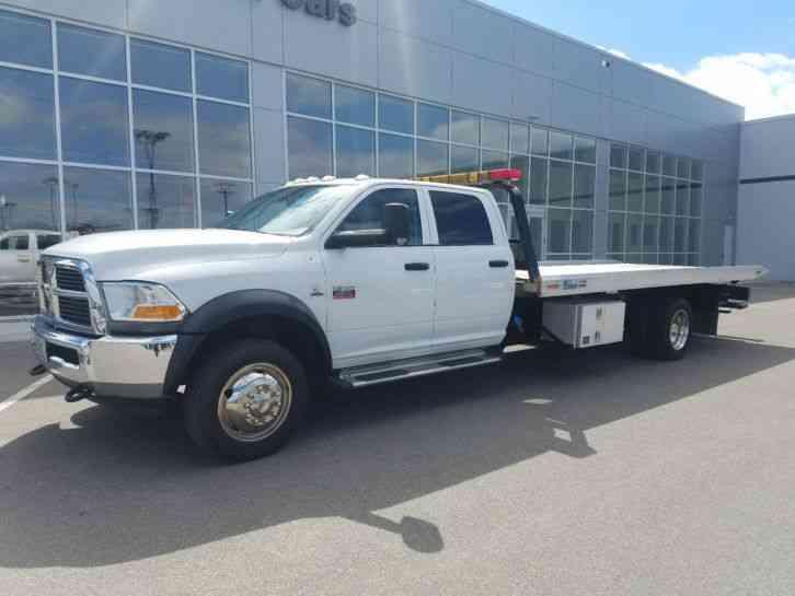 Dodge Diesel Trucks For Sale >> Dodge 5500 (2011) : Flatbeds & Rollbacks