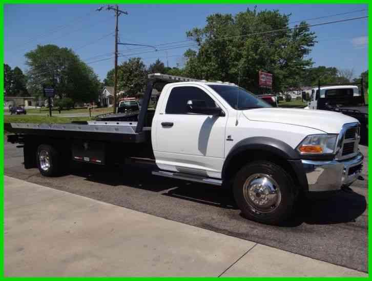 Semi Trucks For Sale In Nc >> Dodge (2011) : Flatbeds & Rollbacks