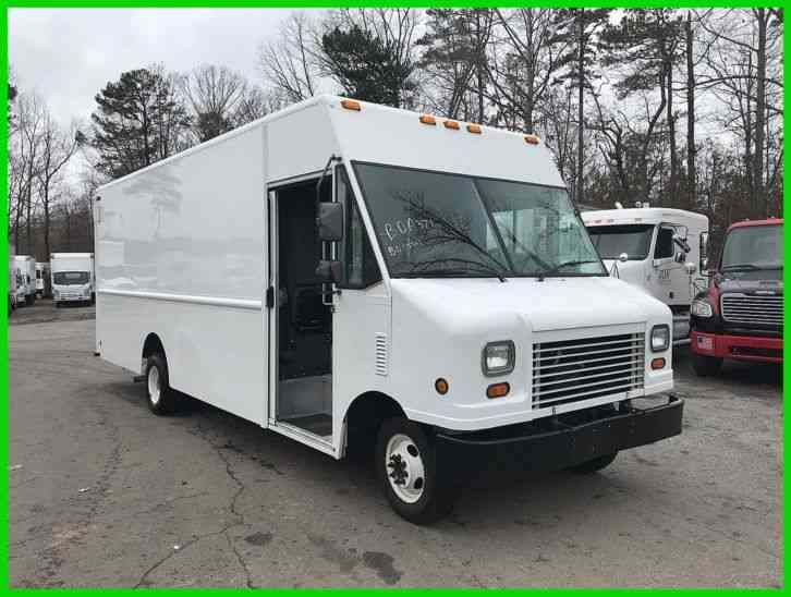 Ford E-350 Step Van, 18 Foot Utilimaster Body (2011)