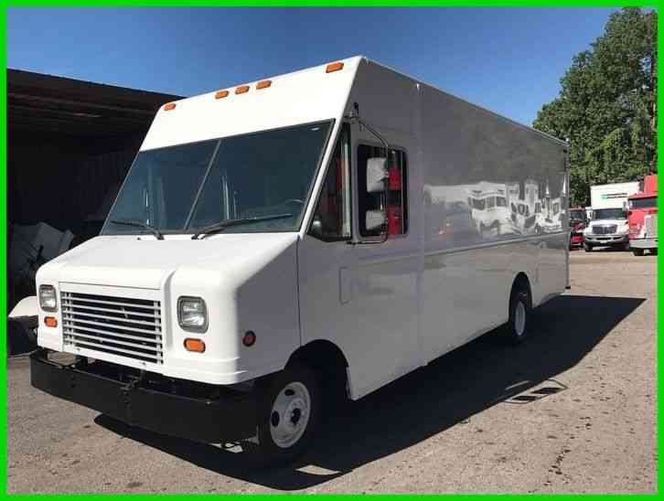 Ford E-350 With 18 Foot Utilimaster Body,  85K Miles  (2011)