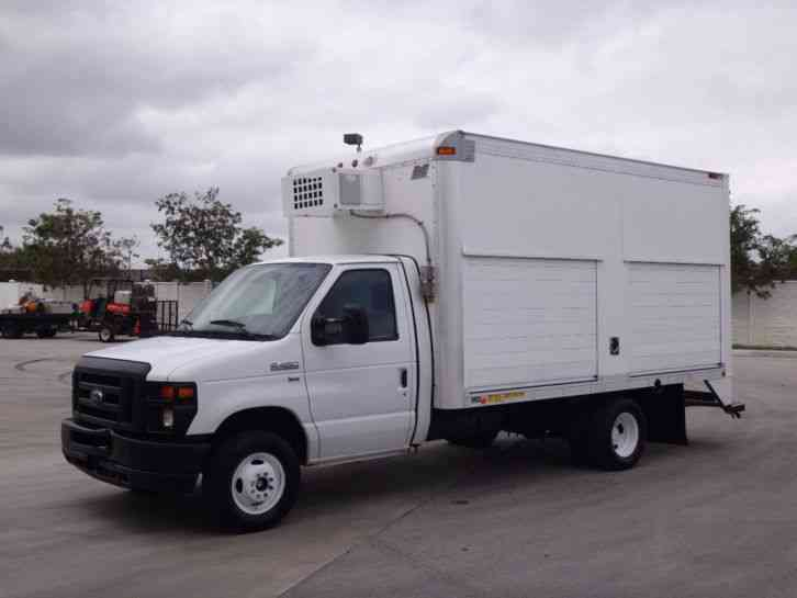 Ford E450 Reefer Freezer Box Truck (2011)