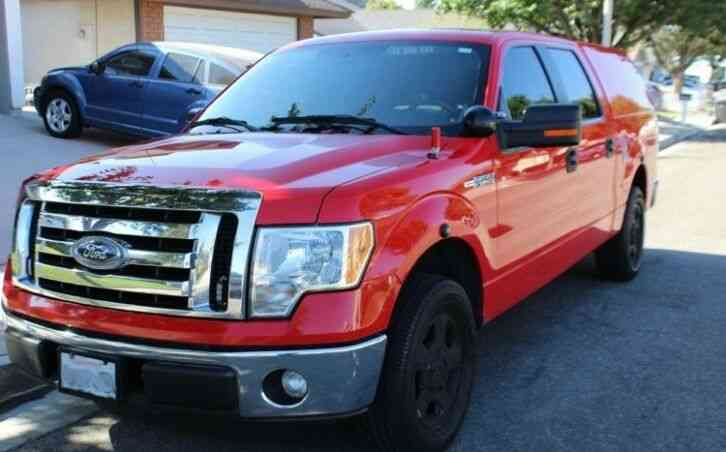 Ford F150 (2011)