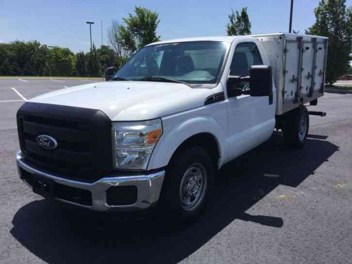 ford f 250 super duty 2011 utility service trucks. Cars Review. Best American Auto & Cars Review