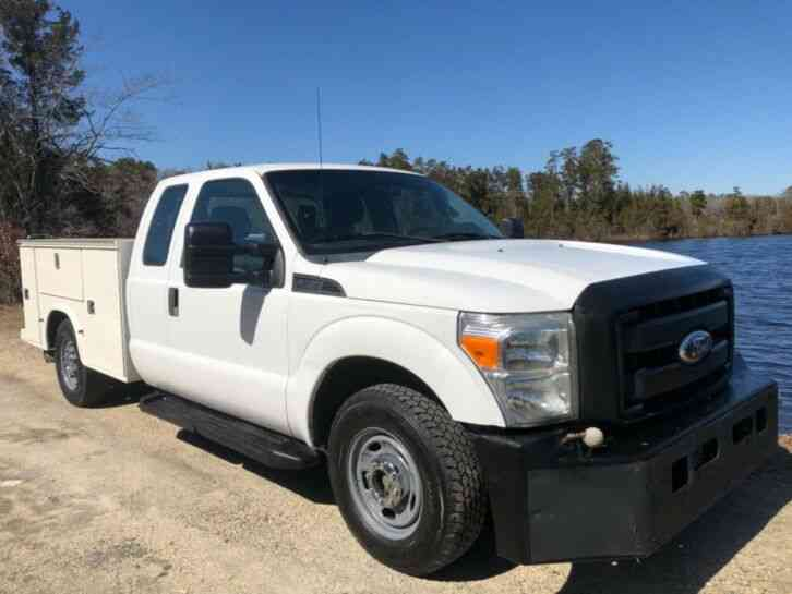 Ford F-250 SUPERDUTY (2011)