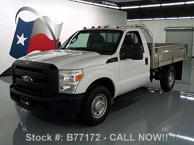 Ford F-350 REGULAR CAB FLAT BED AUTOMATIC (2011)