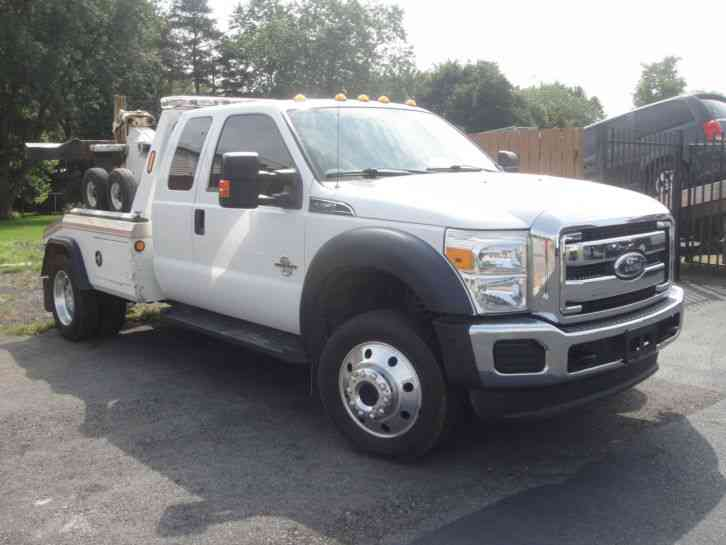 Ford F550 (2011) : Wreckers