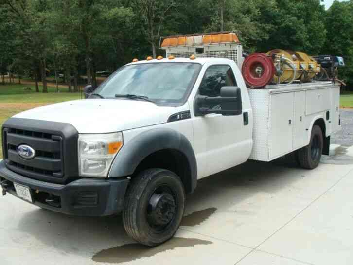 Ford F-550 (2011)
