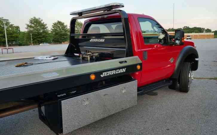 Ford XLT Superduty (2011) : Flatbeds & Rollbacks