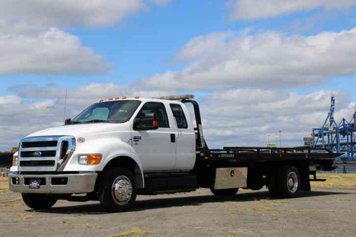 How Much Is A New Ford F650 Rollback Autos Post