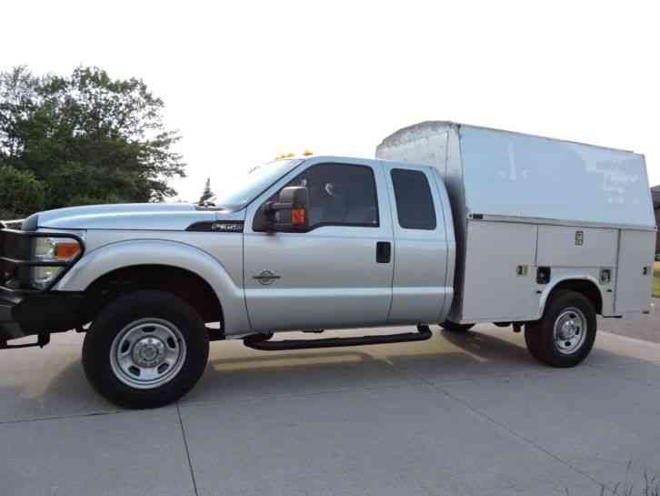 ford f350 2011 utility service trucks. Cars Review. Best American Auto & Cars Review