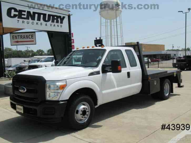 FORD F350 DRW (2011)