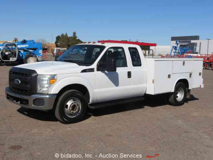 Ford F350 (2011)