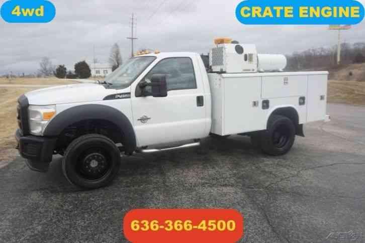 Ford F450 (2011) : Utility / Service Trucks