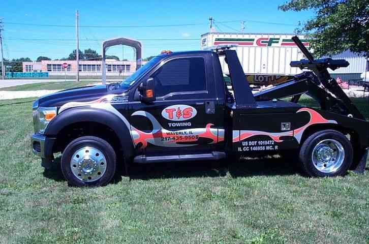 Ford F450 (2011)