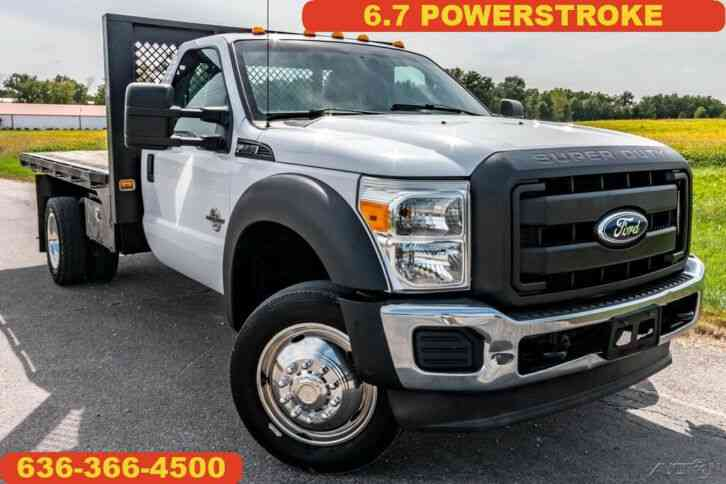Ford F450 Super Duty (2011)