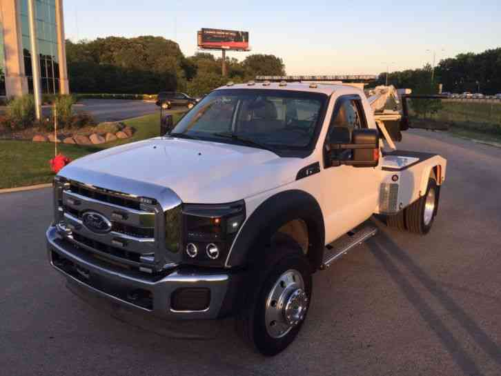 Ford F450 2011 Wreckers