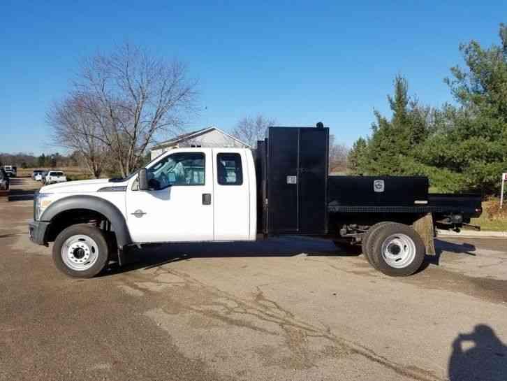 4X4 Van For Sale >> Ford F550 4X4 (2011) : Medium Trucks