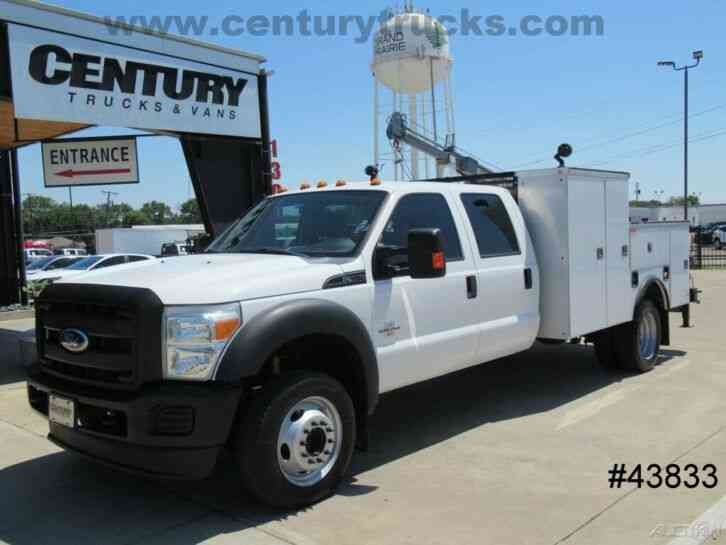 FORD F550 4X4 (2011)