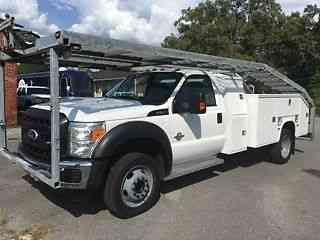 Ford 550 (2011) : Flatbeds & Rollbacks