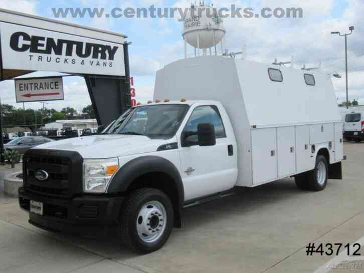 Ford F550 (2011)